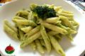 Penne con salsa ai broccoli - light