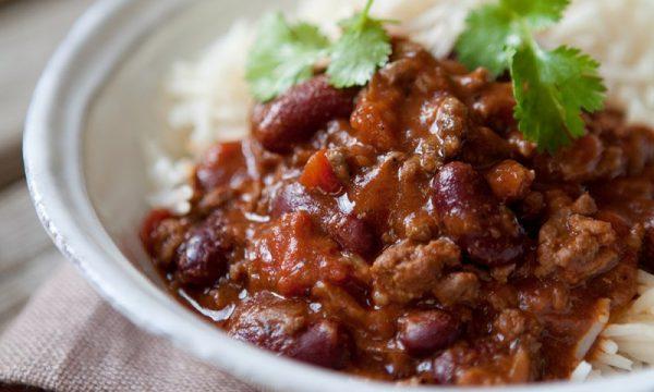 Chili con carne – Ricetta messicana