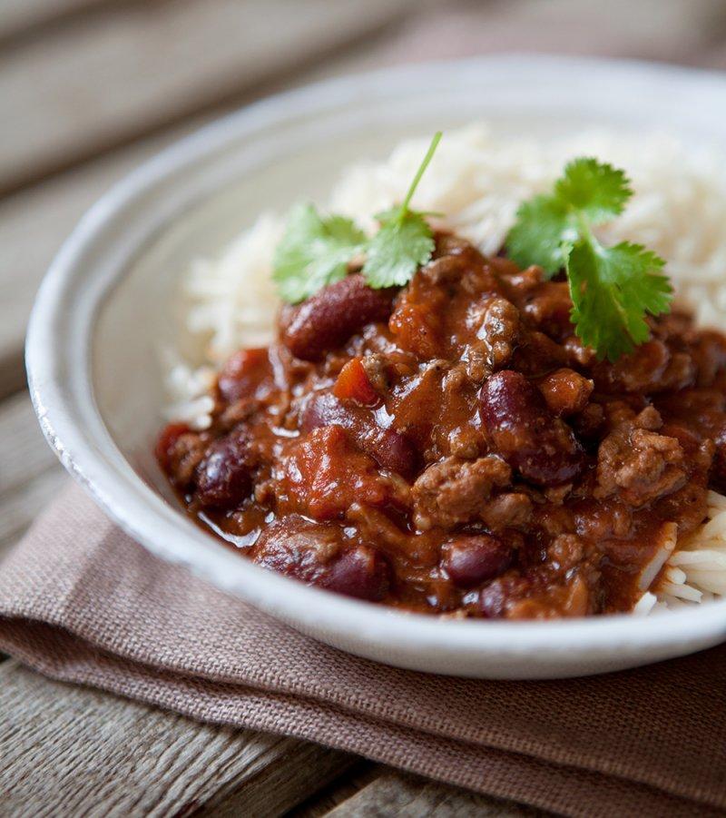 Chili con carne - Ricetta messicana