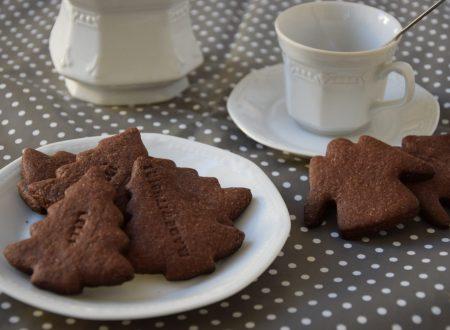 Pasta frolla al cacao – base per crostate o biscotti