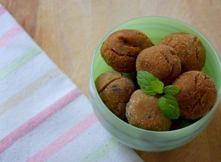 Polpette di melanzane fritte – ricetta senza carne