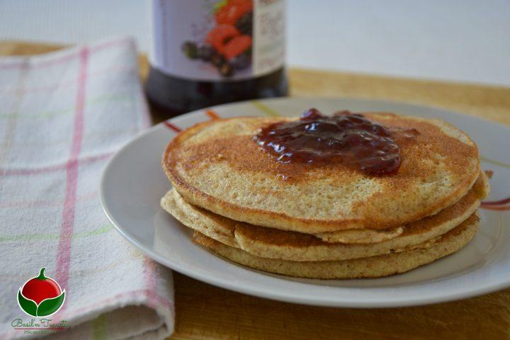 pancakes integrali 2