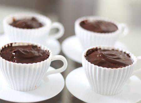 Crema mocaccina al caffé e cioccolato