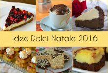 Idee dolci per Natale 2016 – Raccolta ricette