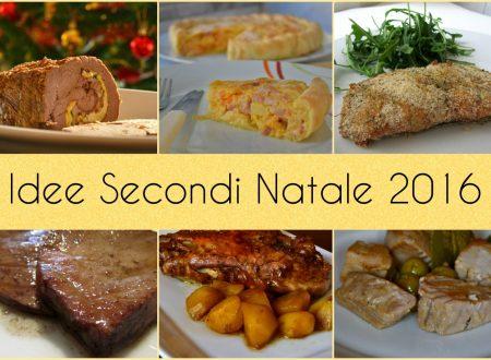 Idee secondi piatti Natale 2016 – raccolta ricette