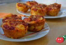 Muffin pizza – Muffin salati per aperitivi e feste