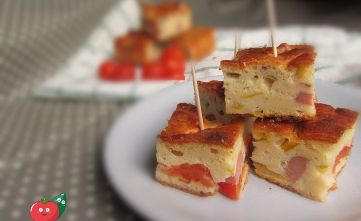 Torta 7 vasetti salata – FACILISSIMA