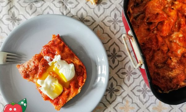 Pane frattau – ricetta sarda con pane carasau