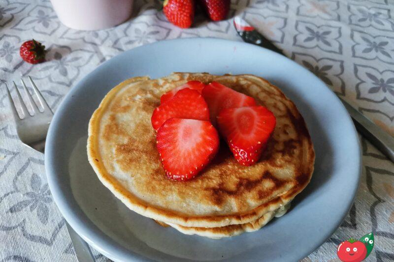 Pancake vegani sofficissimi