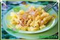 Pasta con patate e fontina