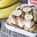 tiramisù banana e nutella