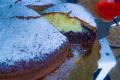 TORTA BICOLORE AL CIOCCOLATO | Basticook