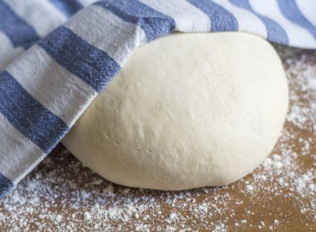 IMPASTO PER PIZZA soffice | ricetta base