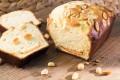 PLUM CAKE AL BURRO D'ARACHIDI