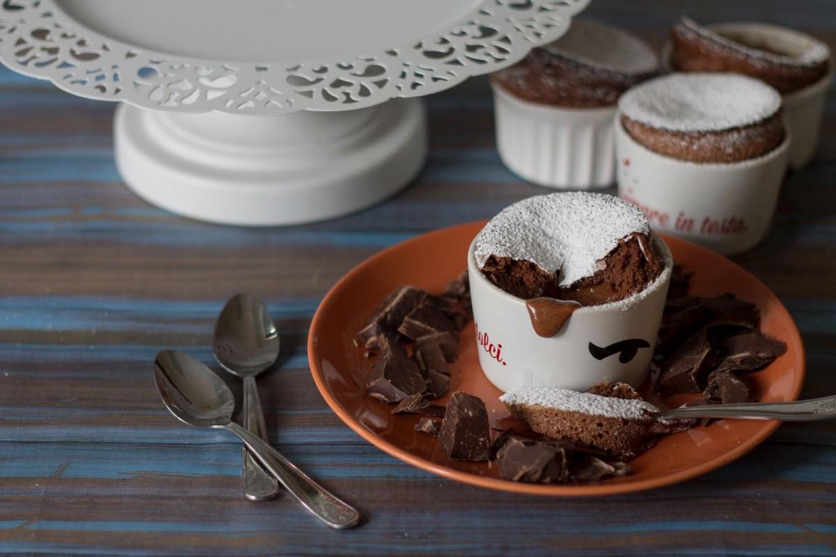 SoufflÈ al Cioccolato, Trucchi e Ricetta Infallibile