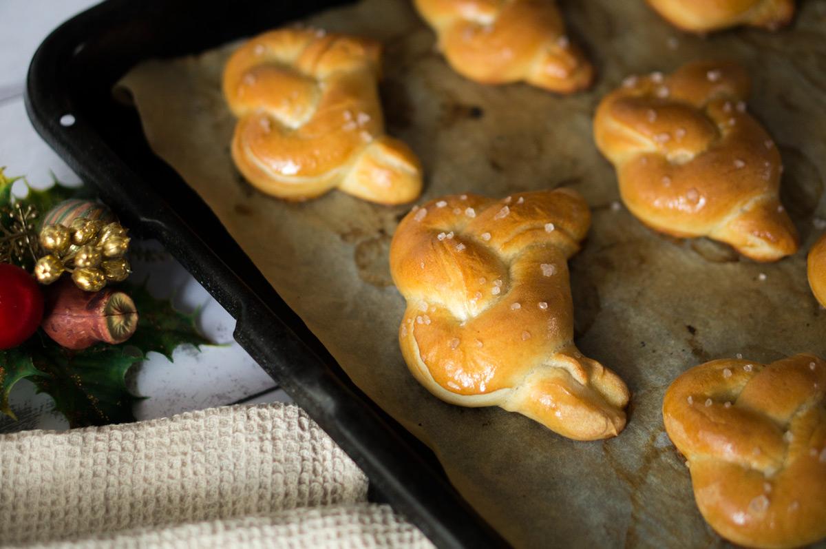 pretzel soffici