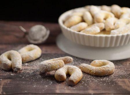 Biscotti austriaci di Natale, Vanillekipferl