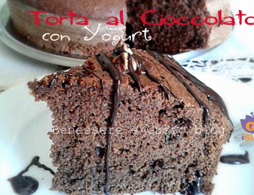 Torta al cioccolato con Yogurt