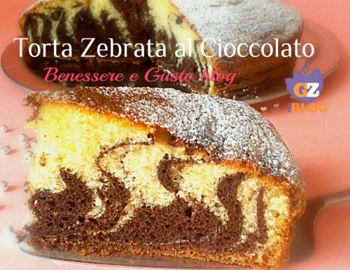 Torta Zebrata al Cioccolato