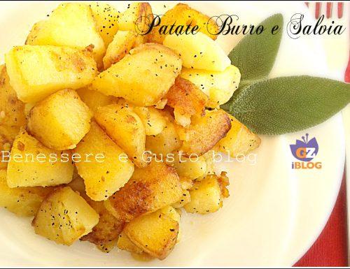 Patate Burro e Salvia