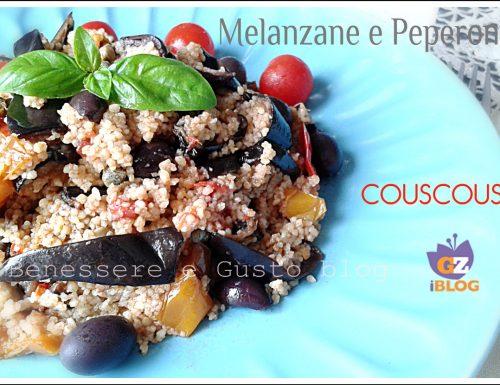 Couscous Melanzane Peperoni