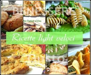 ricette light veloci