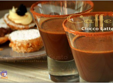 CAFFE CIOCCO LATTE