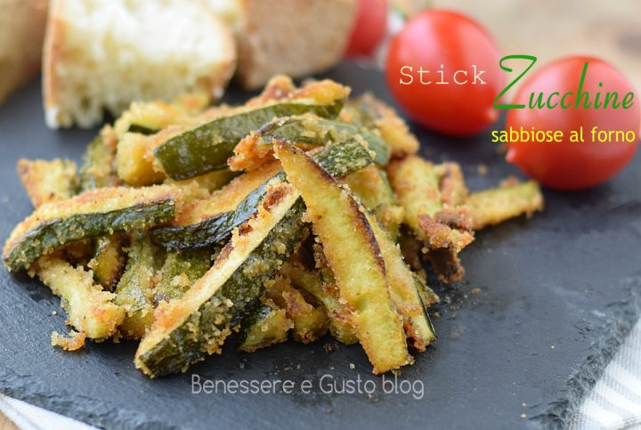 Stick zucchine sabbiose light