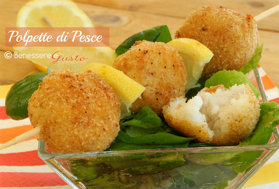Polpette Di Pesce Al Forno Benessere E Gusto Blog Polpette Di Pesce Al  #734806 1166 793 Foto Di Mattonelle Per Cucina