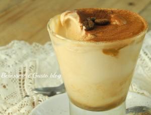 Crema yogurt al caffè