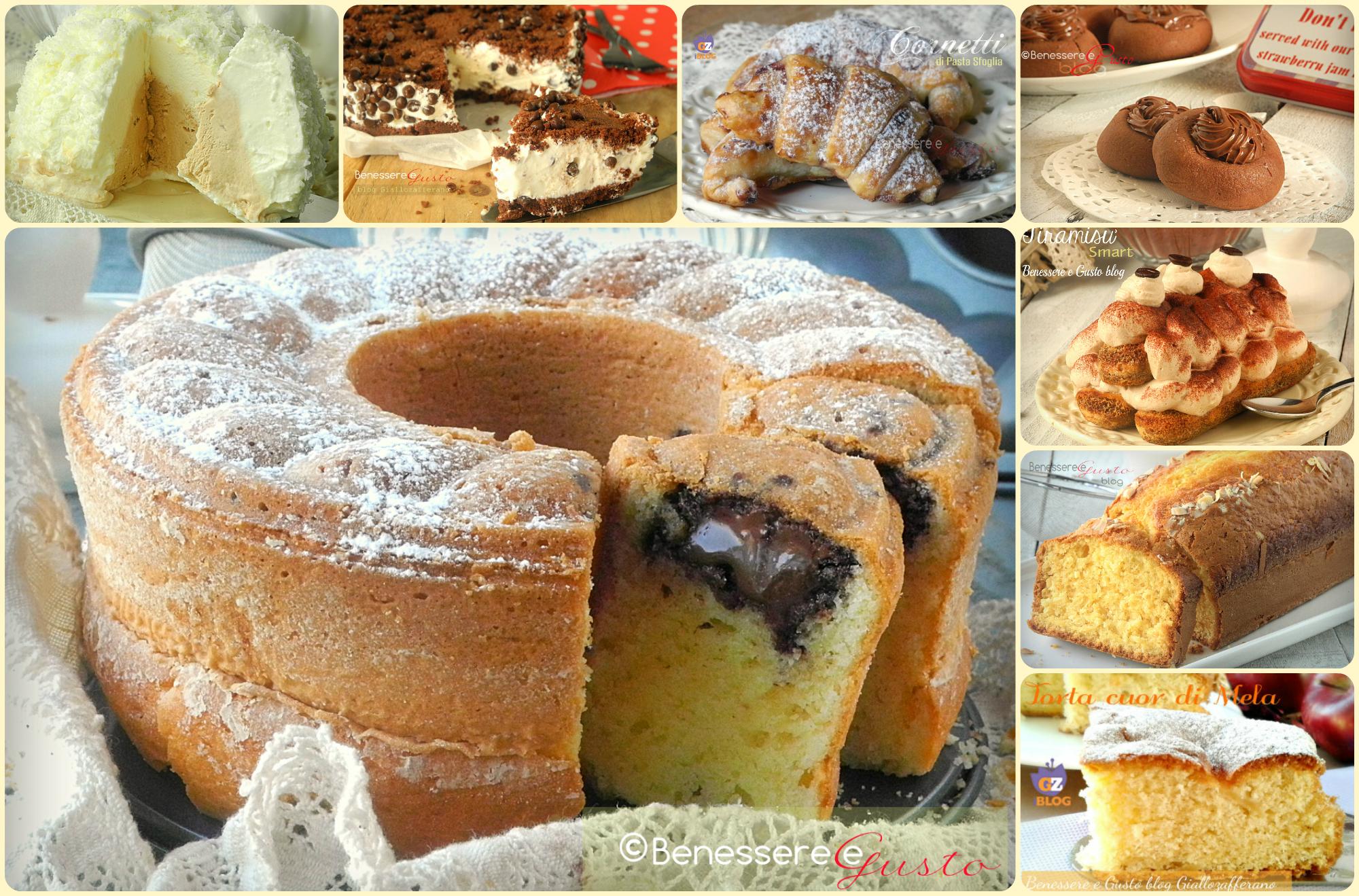 Torte e dolci facili e veloci benessere e gusto blog for Ricette facili dolci