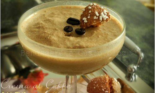 CREMA DI CAFFE' BAILEYS E AMARETTI