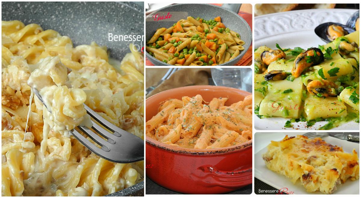 Ricette primi piatti veloci idee facili da realizzare for Ricette veloci vegetariane primi piatti