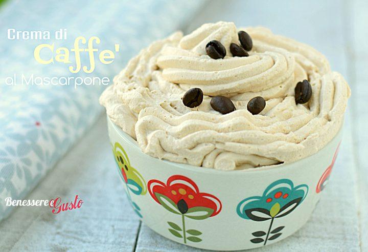 crema di caffè al mascarpone