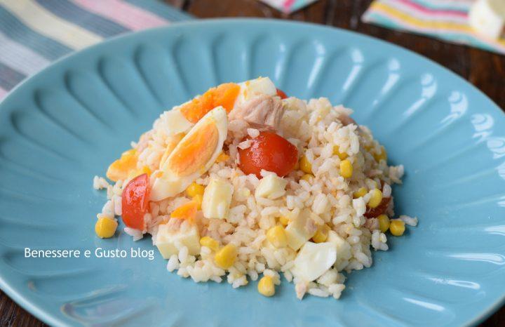 insalata fantasia di riso