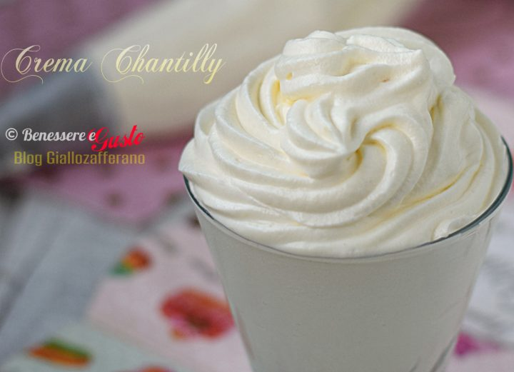 crema chantilly all'italiana