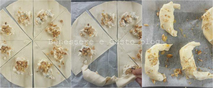 collage cornetti salati