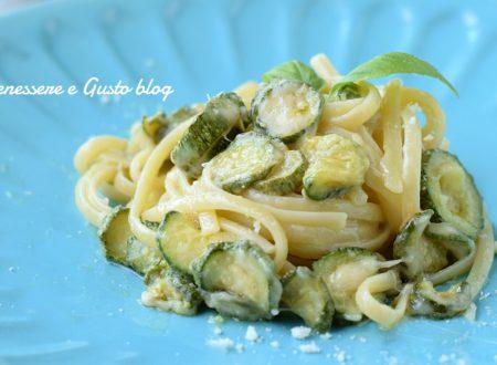 PASTA ALLA NERANO - primo piatto con zucchine