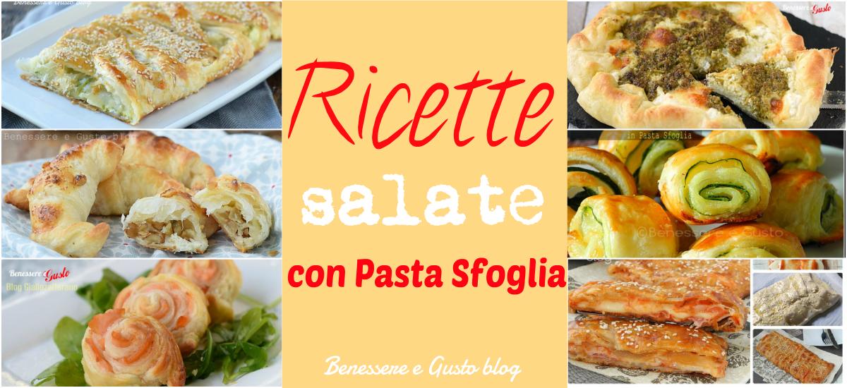 Ricette salate con pasta sfoglia 5 idee per rustici veloci for Ricette pasta veloci