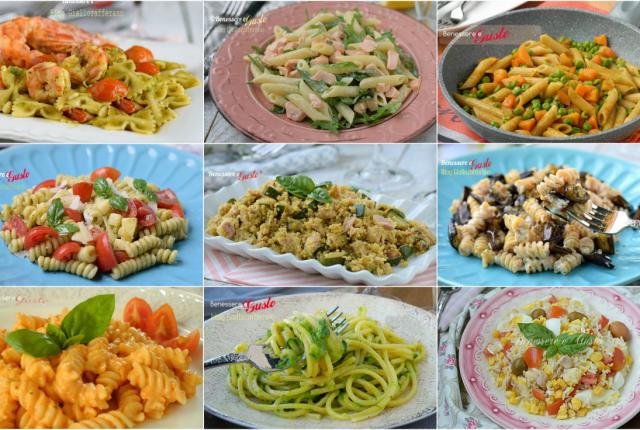 Benessere e gusto blog ricette facili for Primi piatti freddi