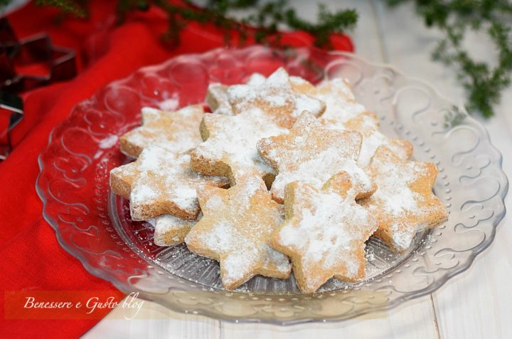 Biscotti di pasta mandorla