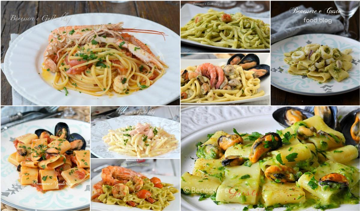 Primi piatti di pesce ricette facili e veloci benessere for Primi piatti di pesce ricette