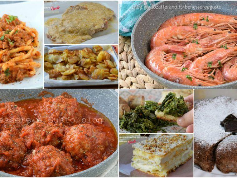 Le ricette della domenica
