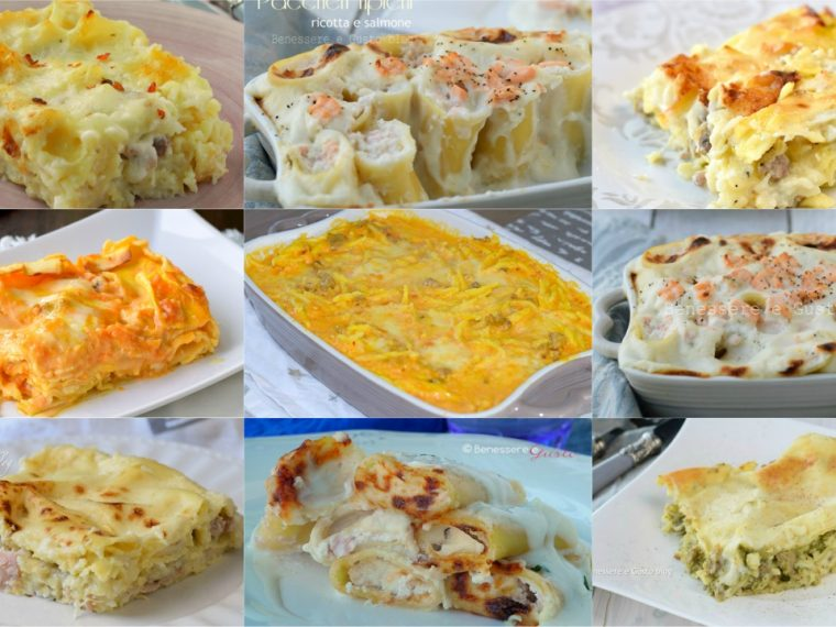 pasta al forno ricette facili
