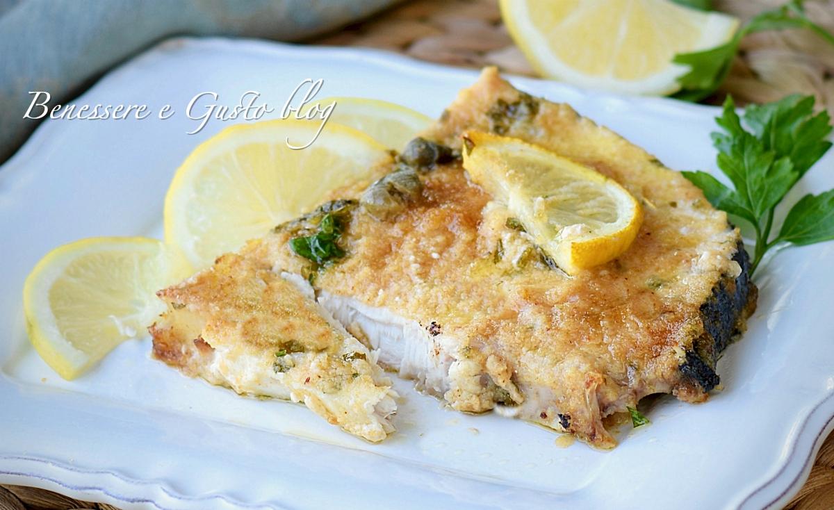 Pesce Spada Gratinato Al Forno Ricetta Benessere E Gusto Blog