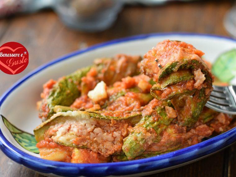 parmigiana di zucchine ricetta tradizionale