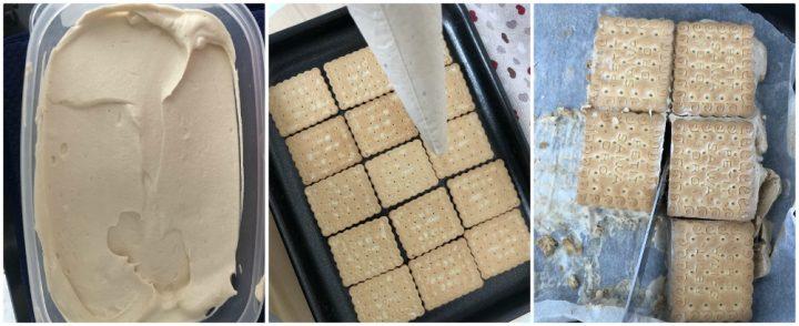 Come fare i gelati biscotto