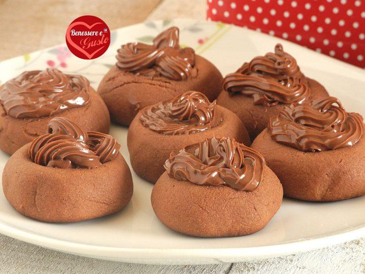 nutellotti ricetta biscotti alla nutella