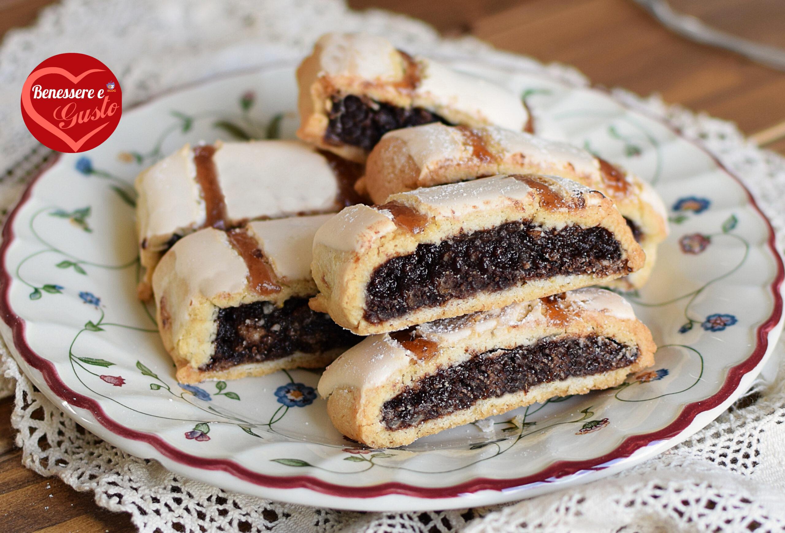 Biscotti amarena napoletani