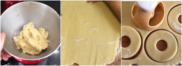 Istruzioni pasta frolla per biscotti